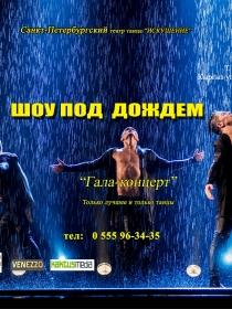Шоу под дождем. Гала-концерт